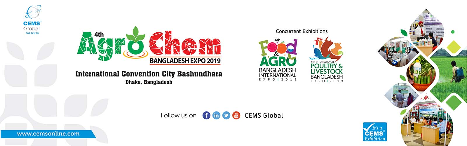 4th Agro Chem Bangladesh International Expo 2019