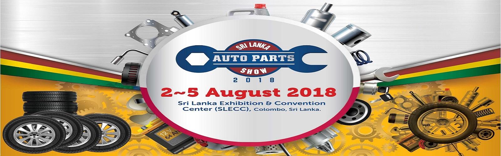 Sri Lanka Auto Parts Show 2018