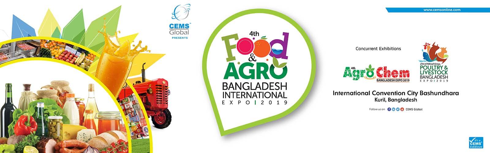 4th Food & Agro Bangladesh International Expo 2019