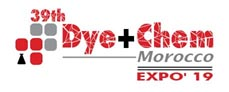 Dye+Chem Morocco 2019 International Expo