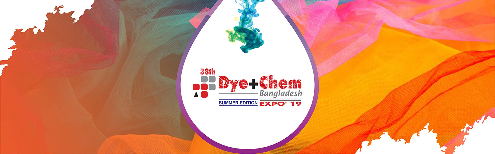 38th Dye+Chem Bangladesh 2019 International Expo