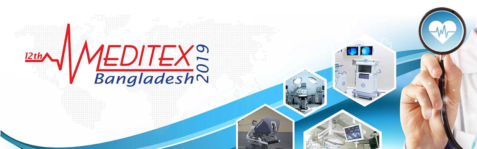 12th Meditex Bangladesh 2019