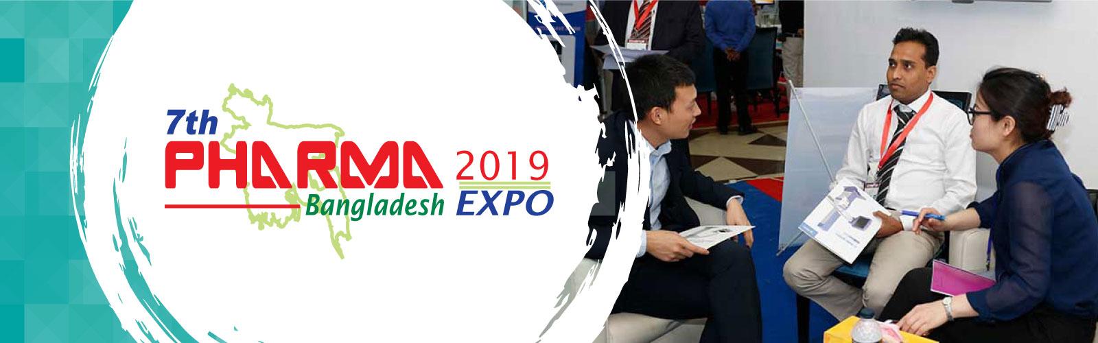 7th Pharma Bangladesh 2019 International Expo
